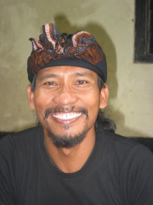 Gede Sudartha  Bali Manager