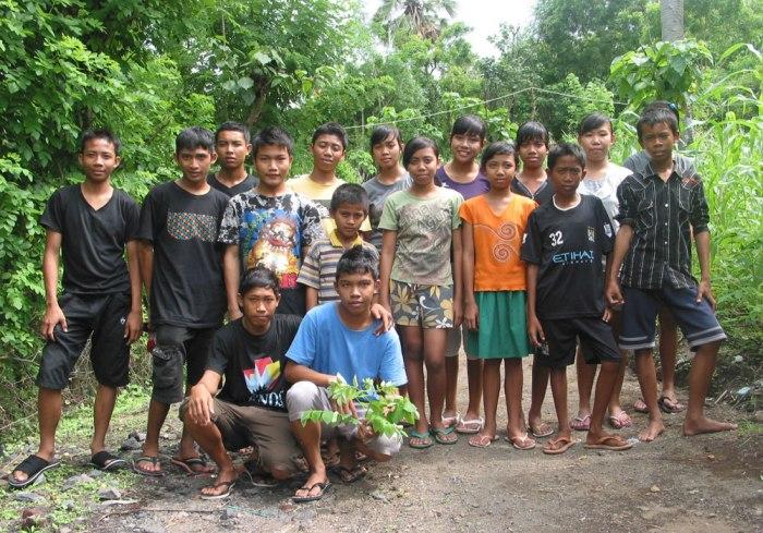 Bali Children's Education Project